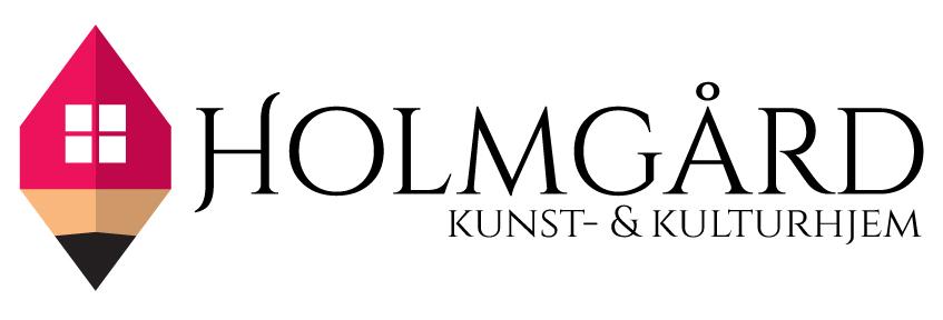 Holmgård kunst- & kulturhjem Logo